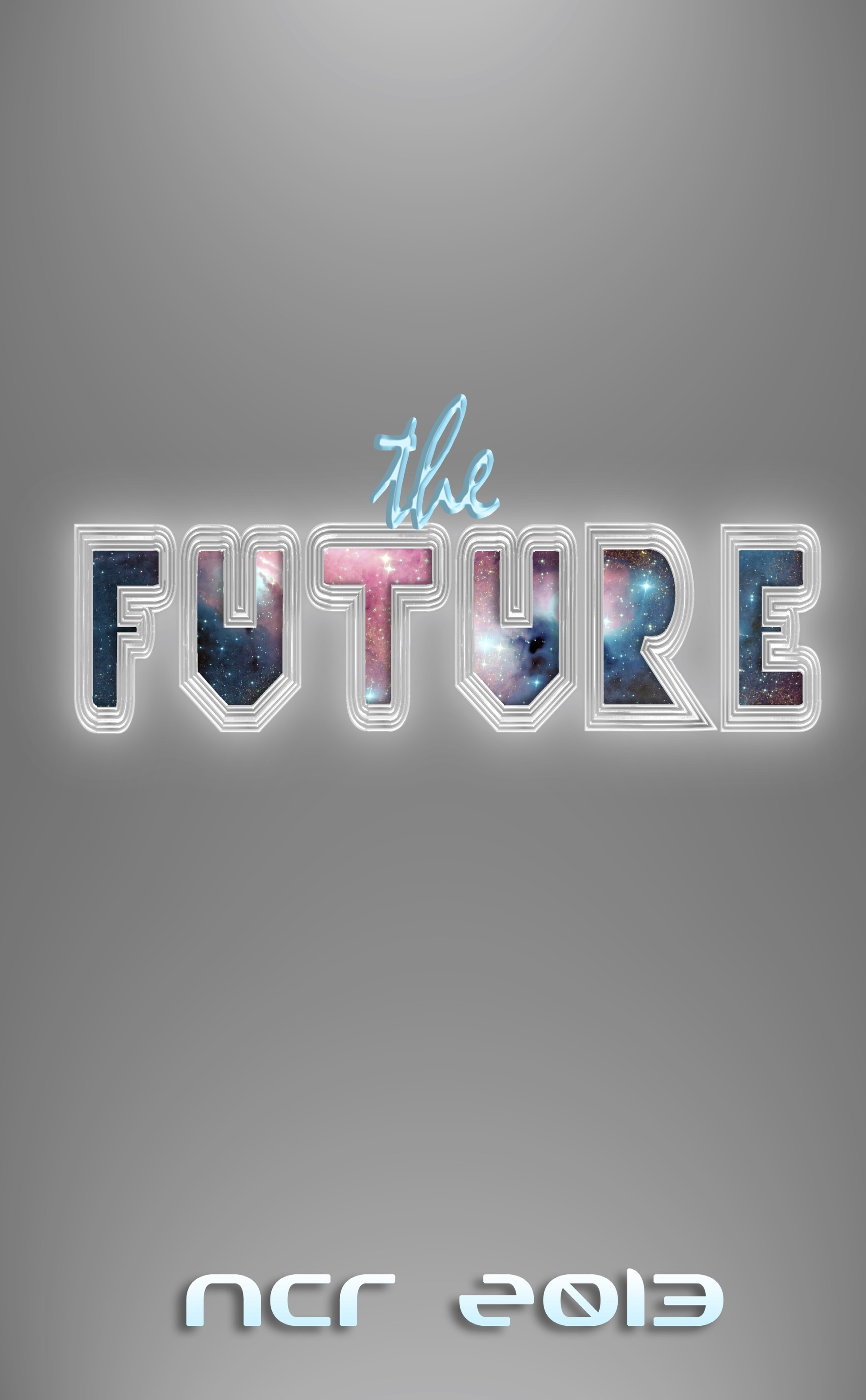 Cover of The New College Review, 2013 issue featuring the text The Future